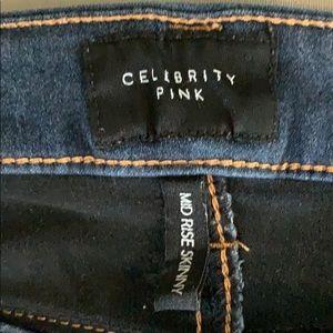 Celebrity Pink Jegging